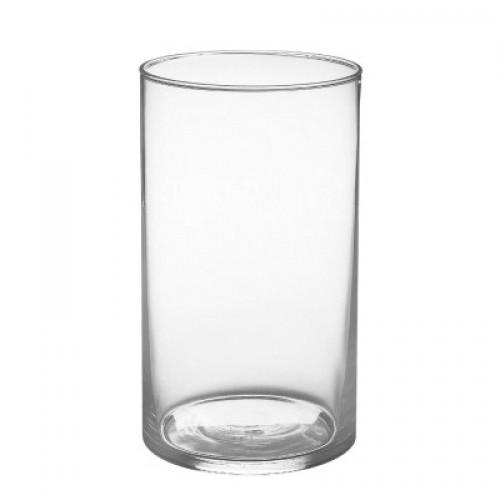 Cylinder Vase 12h X 5w 6cs